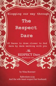 Respect Dare Series Badge.