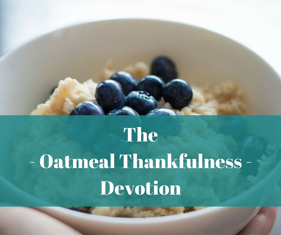 Life Around the Coffee Cup - Thankfulness Devotion in Hard Things by Leah Heffner
