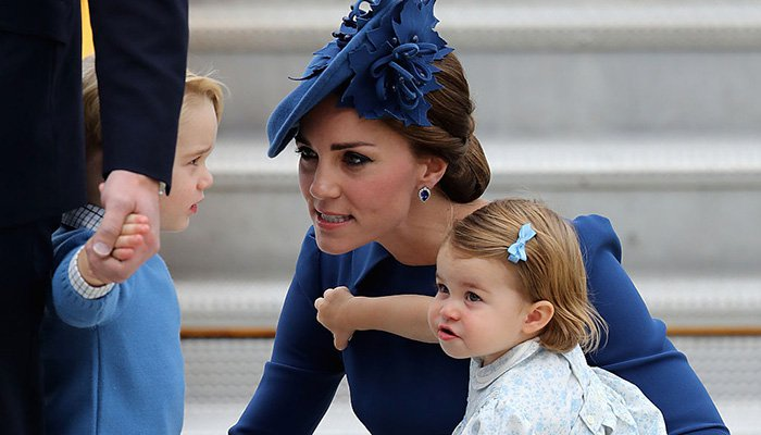What One Picture of Duchess Kate Reminded Me About Mommy Grace