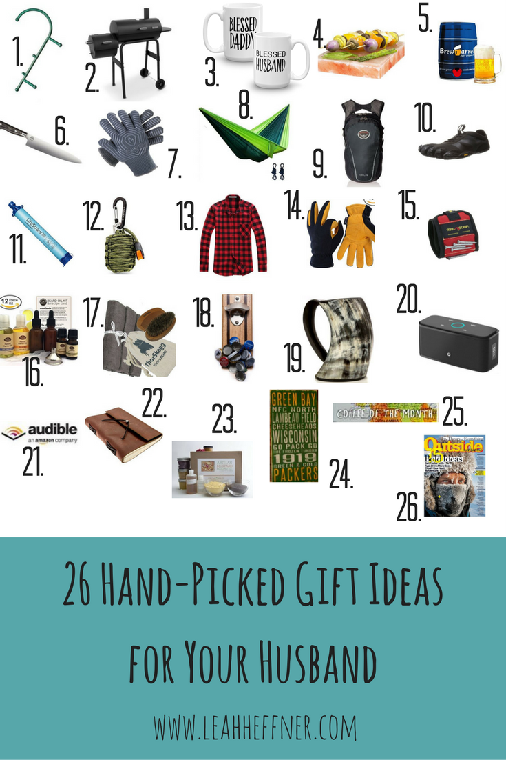 26 Hand Picked Gift Ideas For Your Husband Life Around The Coffee Cup