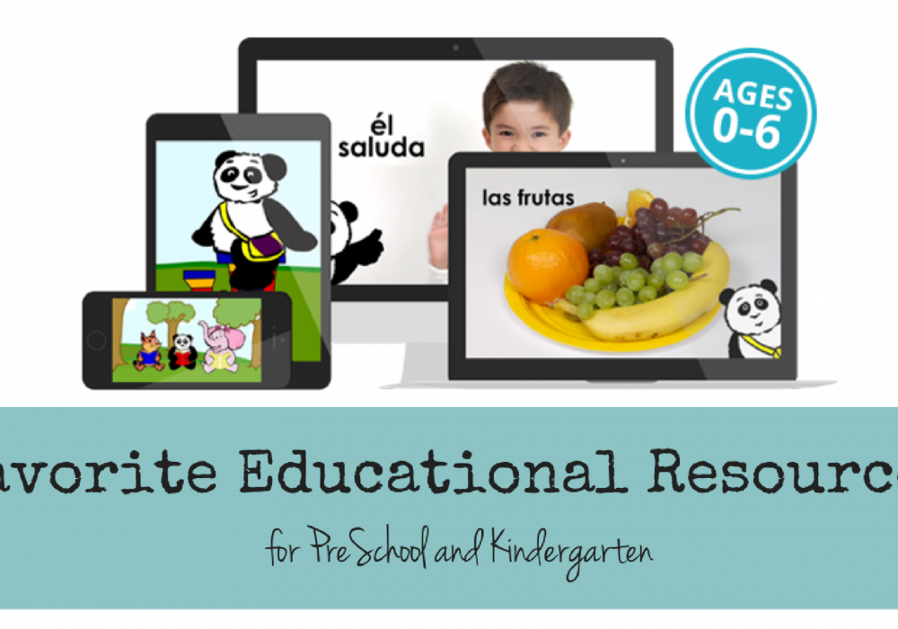 My Favorite Educational Resources – Little Pim