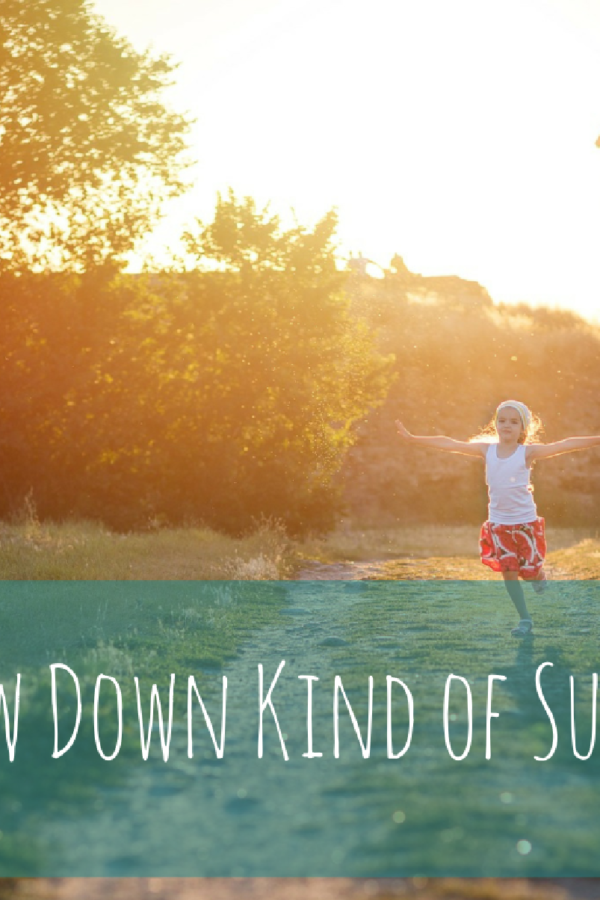 A Slow Down Kind of Summer - Life Around the Coffee Cup - www.leahheffner.com