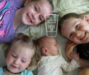 Life Around the Coffee Cup - Baby #4