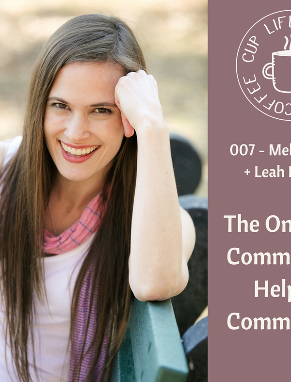 #007: The One with Communities Helping Communities