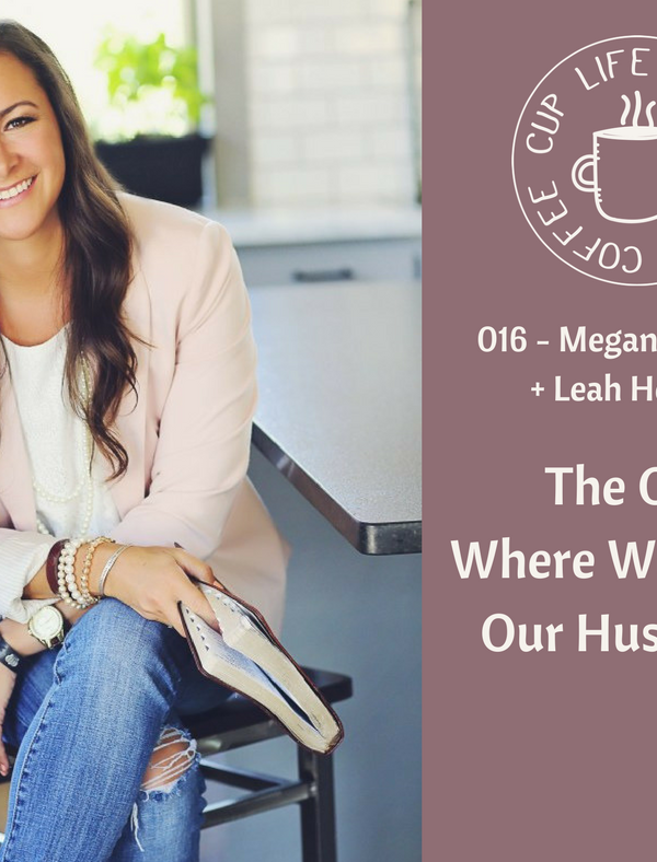 #016: The One With The Canoe Trip With Megan Lacefield