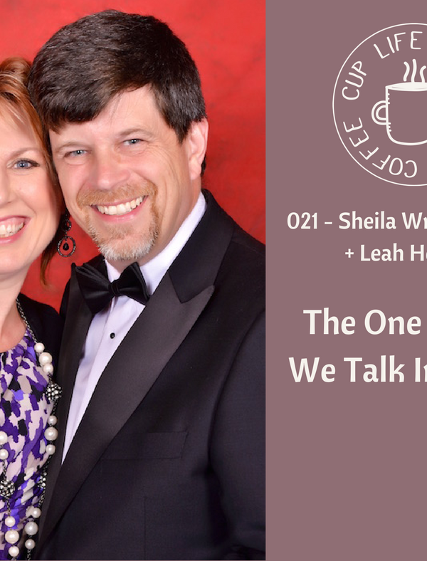 #021 – The One Where We Talk Intimacy with Sheila Wray Gregoire